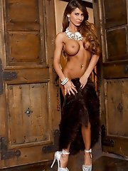 Madison Ivy is getting naughty and kinky on bed